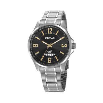 643622236a2 Relógios Seculus Masculino e Feminino
